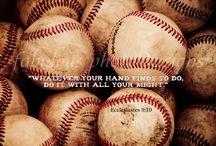Baseball / by Misty Hawkins Turner
