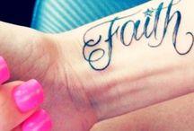 Tattoos / by Brandi Tornay