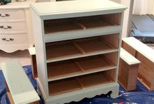 Furniture Re-do's / by Angie Sayler