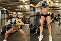 Workin' on my fitness / by Jenny Boyer