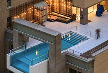 Homes With Pools  / by Maya Kalman