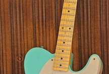 Vintage Telecaster / by Mark Kirby