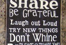 Words to the wind / by Barbara Fariña