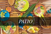 PATIO / Patio season is our favourite time of year. Visit http://www.thebay.com/webapp/wcs/stores/servlet/en/thebay/search/home/HOME-OutdoorLiving for more. / by Hudson's Bay
