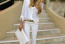 Classic White  / by Laura Walthers