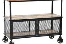 Bar Cart Ideas / by Jon Jenkins