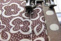 sewing / by Karen van Wyk