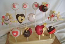 Cake pops / by April Brewer