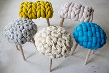 Knit BIG! Inspiration / by The BagSmith