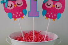 Alanna 1st birthday / by Shanda Feeney