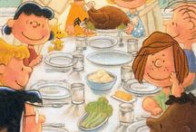 Thanksgiving / by Charlotte Turner