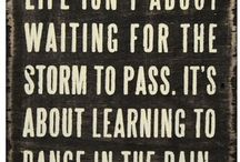 wisdom / by Peggy Long Jones