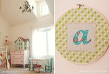 Little Girls Room Inspiration / by Melissa Rohr
