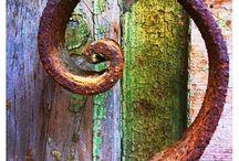 Rusty Stuff / by Theda Weatherly