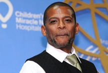 Darnell Williams  / Darnell Williams portrays Jesse Hubbard on All My Children / by TOLN Soaps