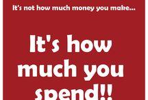 Save money / by Kenzie Mathess