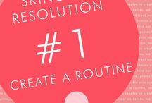 2014 Skincare Resolutions / t's the time of year when we all start thinking about our new year resolutions. Here at glo we've compiled a list of skincare resolutions that we are vowing to follow this year to help us get the healthy, glowing skin of our dreams. We are also making it easy for you to get the products you need to achieve your goals with our Skincare Resolution Sale!   http://www.gloprofessional.com/specials/surprise-sale / by glo Professional Brands