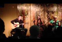 My Music / Me singing live! / by Nina D'Eramo