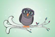 Owl Love ♥ / by Sherri Wittler