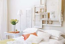 Bedrooms / by Lindsay Conner