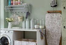 Laundry room / by Melissa Maynard