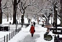 New York I love you, but you're bringin' me down! / by Heyfa Salhi