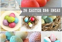 Easter fun / by Mandy Benson