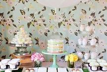 Bridal Shower Ideas / by Leigh Anne, YourHomebasedMom