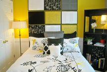 Master bedroom / by Amanda Spaunhorst