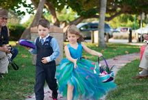 The Flower Girl and Ring Bearer / by Szul Jewelry