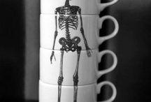 Skulls and Bones / by Amanda Smith