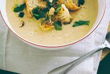 Food / Soup soup soup / by Lani Cantor Vatland
