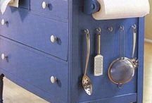 diy furniture ideas / by Nancy McLaren Taylor