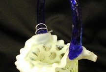 Fenton Glass (See Vintage Fenton) / all / by Cynthia Lanier