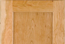 Cherry Door Styles / by Schuler Cabinetry