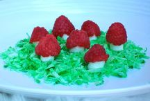 creative food ideas / by Robin Griffin