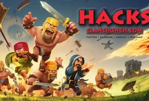 Clash of Clans Hacks / Clash of Clans is a multi-player game that uses strategy to build buildings and troops to defend their villages. The game uses coins, elixir, dark elixir and gems to upgrade, build buildings and train troops. This has become a multi-million dollar business for the company who developed the game. Get the best Hacks for Clash of Clans for Free Gems, Elixir, Dark Elixir... / by Clan Crunch