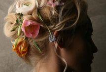 Hair / by Kim Leslie