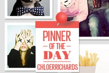 Refinery29 Pinners / by Dayna Mailach