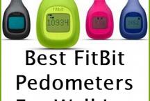 Best Walking Pedometers / by potpiegirl