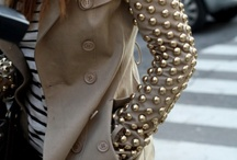 How to wear: Studs / studded pieces on the street inspiration  / by STEELE MyStyle