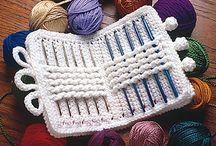Crochet - Utilitarian Stuff / by Underground Crafter