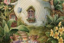Ilustraciones infantiles  / by Yemi Duper
