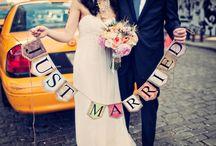 Wedding ideas / by LaMosquitaAzul (Cris León)