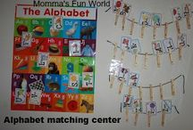Centers / by Marybeth