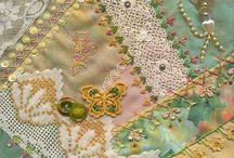 Crazy quilts / by Patti Rusk