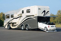 dream home on wheels / by BABS Serafini