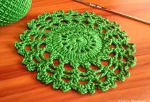 Crochet for the home / by Briana Barber