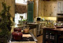 Dream Kitchens / by Cindi Willette-Edwards