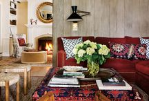 Family room / by Kim Mangarin